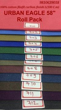 Shirting Filafil Carbon Finish Fabric (100cm) 58''