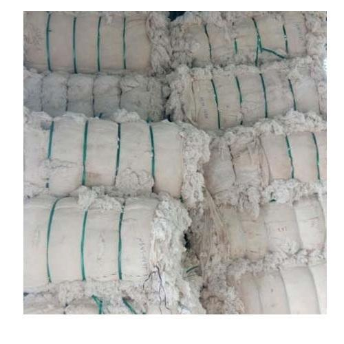 Polyester Cotton Waste