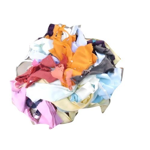 Colored Cotton Waste