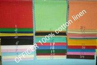 Shirting  Cotton Linen Fabric  (Officer) 58''