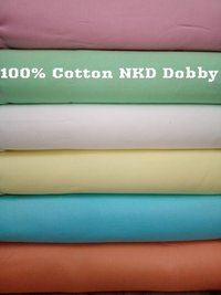 Shirting Cotton N.K.D. Dobby Fabric 58''
