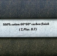 Shirting  Carbon Finish Fabric (Z Plus D.T)