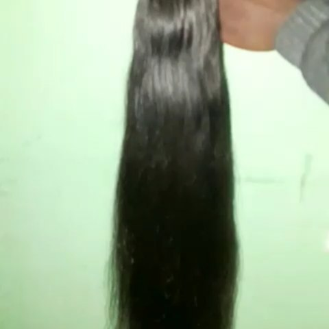 Black Shiny Remy Hair