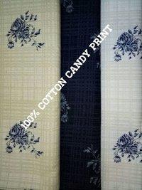 Shirting Cotton Candy Printed Fabric 58''