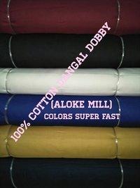 Shirting Cotton Dangal Dobby Fabric 58''