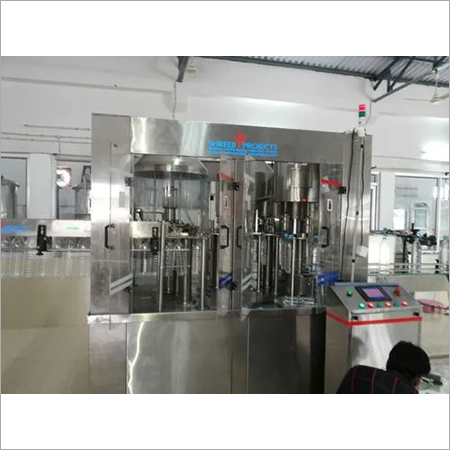 30 BPM Bottling Machine