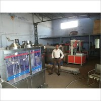 40 BPM Bottling Machine