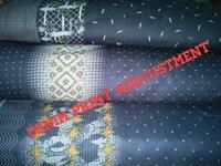 Shirting Denim Print Adjustment Fabric  58''