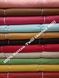 100% Cotton Twill (Arvind Mill) 58''