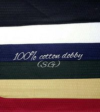 100% Cotton Dobby (S.G) 58''