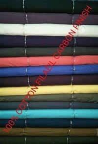 100% Cotton Filafil Carbon Finish 58''