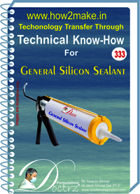 General Silicon Sealent (333 tnhr) Technical knowhow