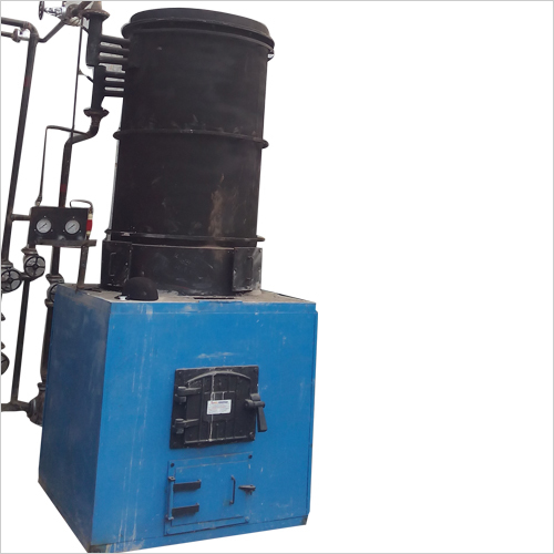 Wood Fired  Three Pass Thermic Fluid Heater