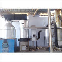 Wood Fired Four Pass Thermic Fluid Heater