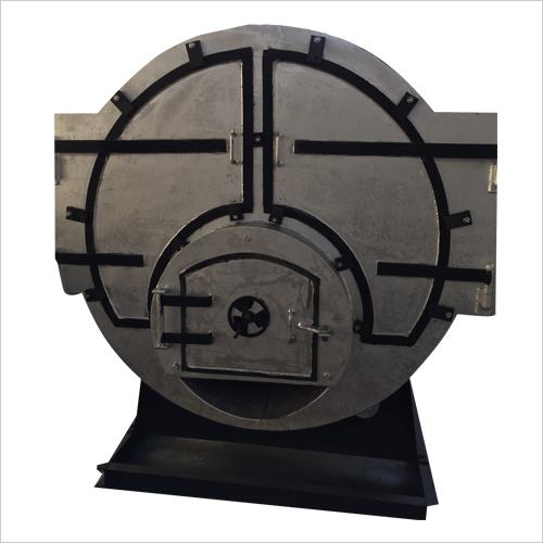 Wood Fired Non IBR Steam Boiler
