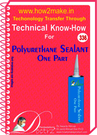 Polyurethane Sealant one Part (336 tnhr) Technical knowhow