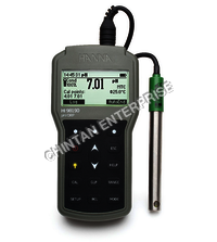 Professional Waterproof Portable pH/ORP/ISE Meter -98191