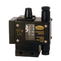 2 SPDT High range Pressure Switch MK series