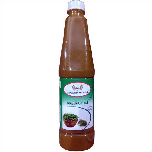 Green Chilli Sauce - Green Chilli Sauce Manufacturer