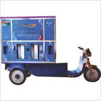 E-rickshaw Water Vending Machine