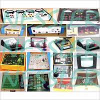 Electronics Characteristics & Training Instruments