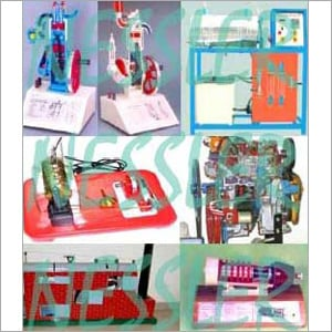 Mechanical Instruments and Models