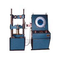 Universal Testing Machine  Mechanical