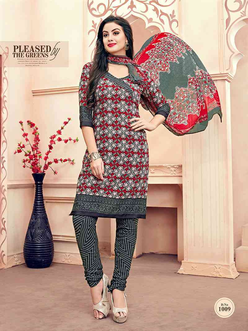 south cotton printed dress material wholesale
