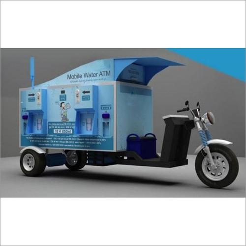 E Rickshaw Water ATM