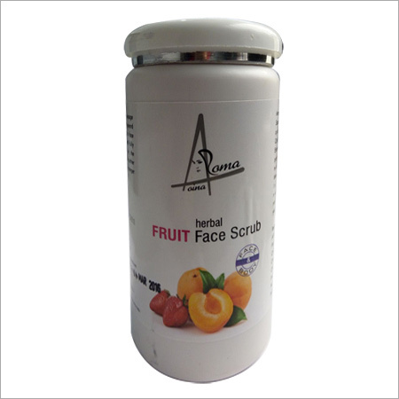 Herbal Fruit Face Scrub
