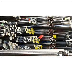 Nickel Alloy Steel Bars