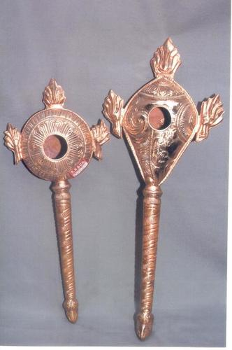 COPPER SANGU AND CHAKARA THARA