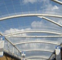 Rooftop Tensile Structure