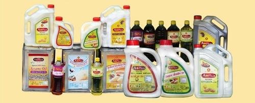 Our Edible Oils