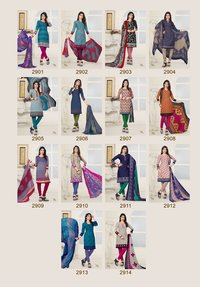 sethnic cotton low range dress material catalogs