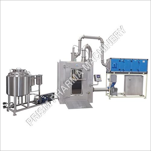 IBC Bin Washing System
