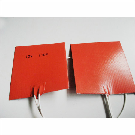 Silicon Rubber Heaters