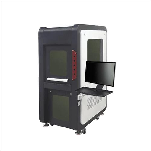 Full Enclosure Fiber Laser Marking Machine
