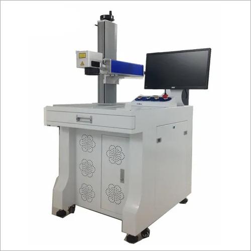 Fiber Laser Marking Machine Cabinet Type