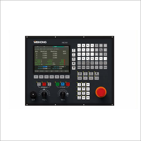 Integrated CNC System