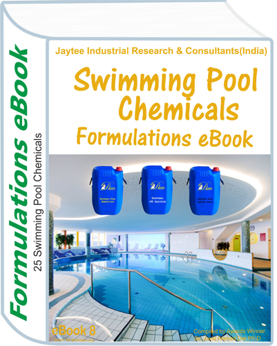 Swimming Pool Chemicals Manufacturing Formulations eBook 8
