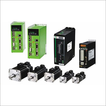 Servo Motors & Drives