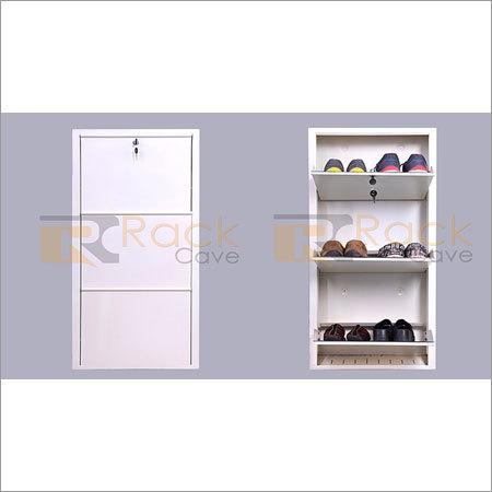 3 Shelf Shoe Rack