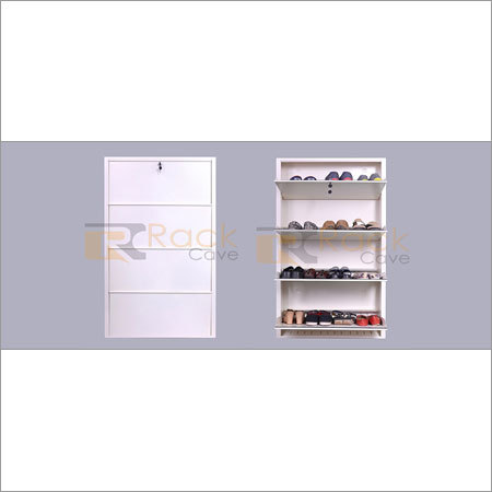 4 Shelves Shoe Rack
