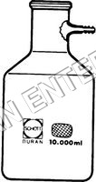 Filtering Bottle Flask