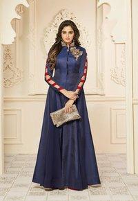 arihant silky touch gowns 4001 readymade catalog