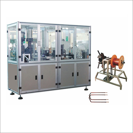 Round Wire Automatic Shaping Machine