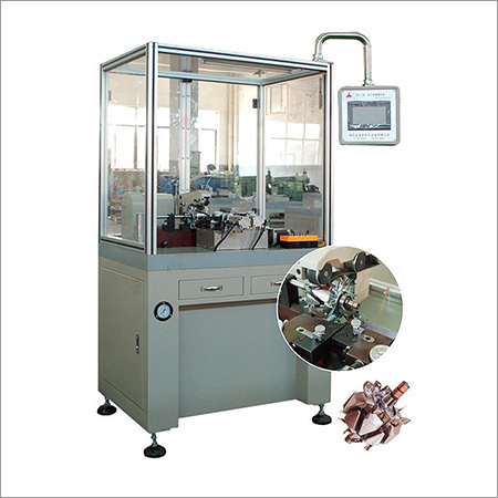 Double Knives Single Server Control Lathing Machine