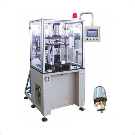 Commutator Pressing Machine