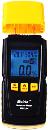 Digital Moisture Meter MM 2A+
